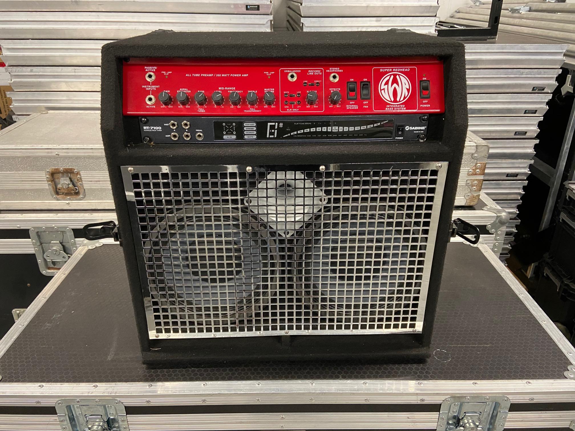 SWR Super Redhead Bass Combo